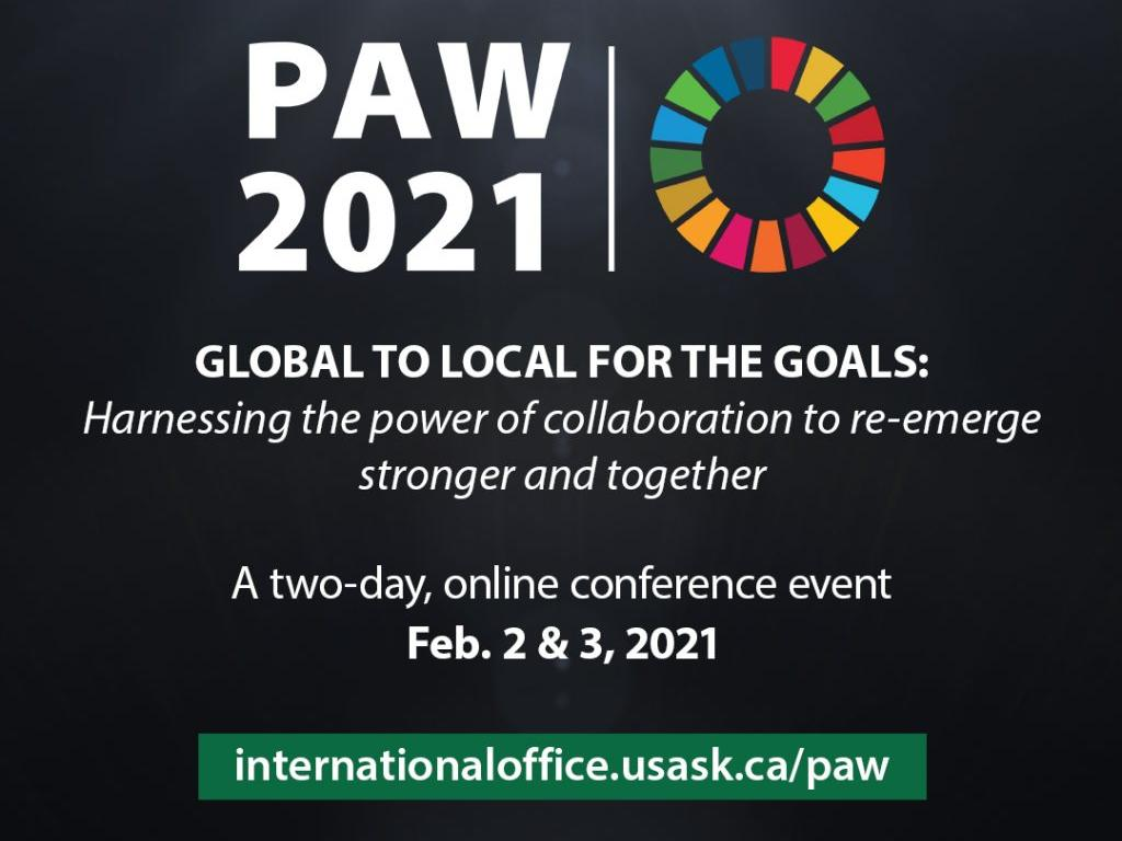 4th annual People Around the World (PAW) Conference