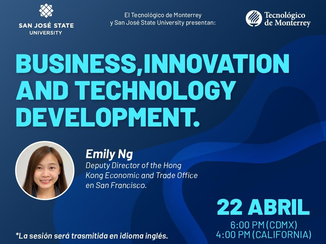 Spring 2021 Series Innovation and Entrepreneurship in Silicon Valley