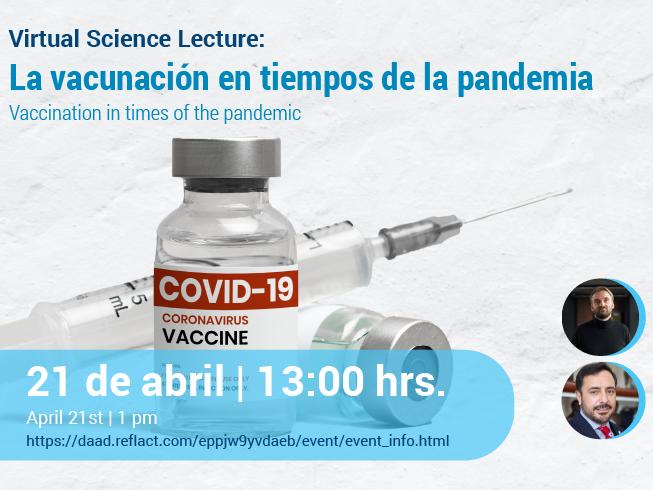La vacunación en tiempos de la pandemia