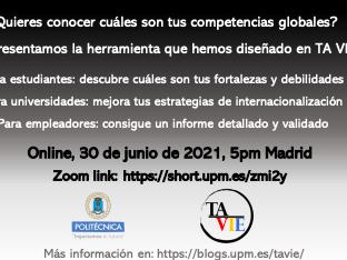 II Jornada Competencias e Internacionalización